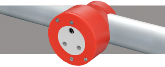 Smart Socket ® 15A / 13A Red