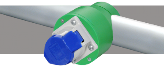 Smart Socket ® 16A Green