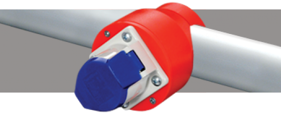 Smart Socket ® 16A Red