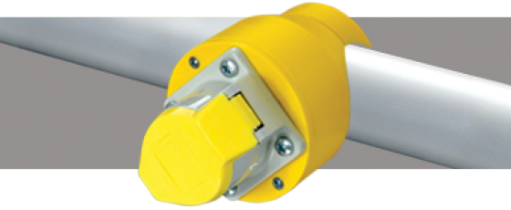 Smart Socket ® 16A Yellow
