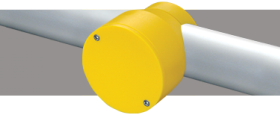 Smart Socket ® Blank Lid Yellow