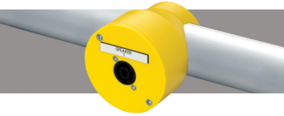 Smart Socket ® Single D Series Yellow
