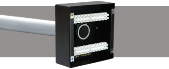 Lighting Bar Termination Boxes End Box Standard